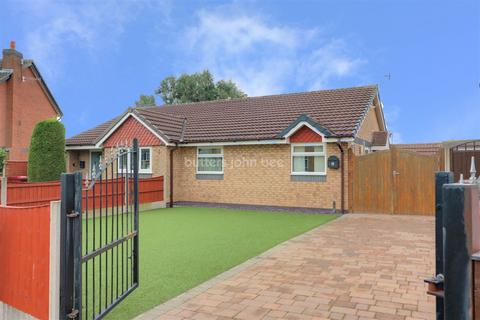 3 bedroom bungalow for sale - Bowfell Grove, ST3 XR