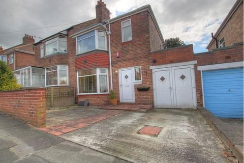 3 bedroom semi-detached house for sale - Lanercost Drive, Newcastle upon Tyne, NE5 2DH