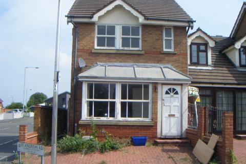 2 bedroom detached house to rent - 216 St Andrews Road, Bordesley Green, Birmingham, B9 4JG