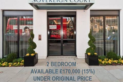 2 bedroom apartment for sale - Sovereign Court, Marquis House, Beadon Road, London, W6