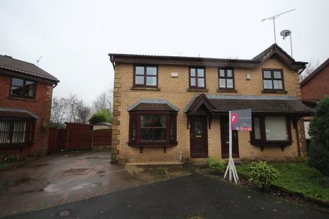 3 bedroom semi-detached house for sale - MARTINS FIELD, Norden, Rochdale OL12 7NT