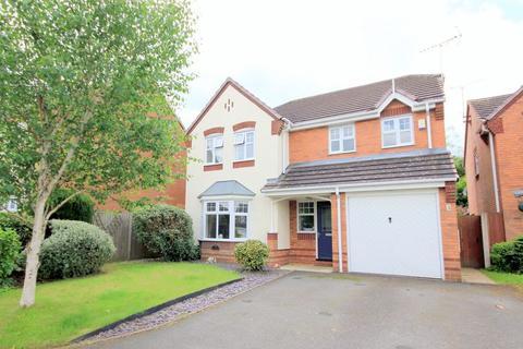 4 bedroom detached house for sale - Arlington Way, Stoke-On-Trent