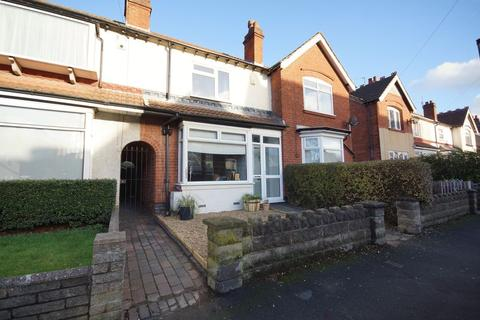 2 bedroom terraced house for sale - Gristhorpe Road, Birmingham, B29 7TD