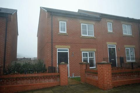 3 bedroom end of terrace house for sale - Plank Lane, Leigh, WN7 4BB