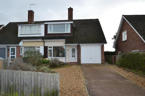 3 bedroom semi-detached house to rent - Symons Way, Cheswardine