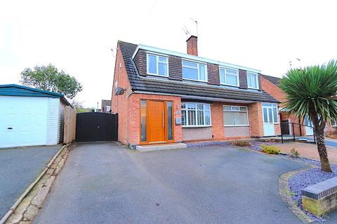 3 bedroom semi-detached house for sale - Beechwood Avenue, Leicester Forest East
