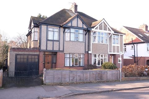 3 bedroom semi-detached house to rent - Vicarage Road, Old Moulsham, Chelmsford, CM2