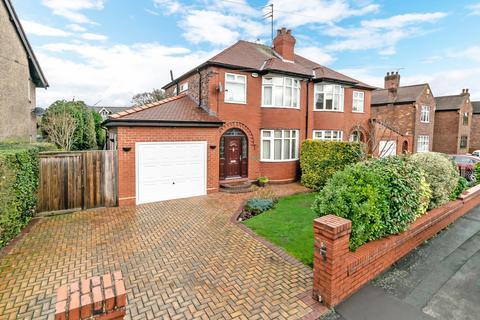 3 bedroom semi-detached house for sale - Denbury Avenue, Stockton Heath, Warrington
