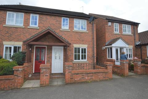 2 bedroom semi-detached house to rent - Hampton Court, Lincoln, LN1 1RG