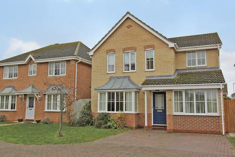4 bedroom detached house for sale - Turnbridge Court, Swavesey