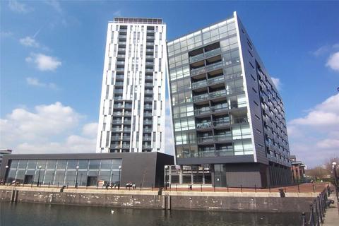 Studio to rent - The Quays, Salford, M50