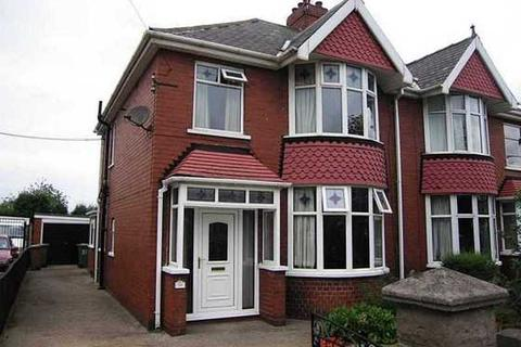 3 bedroom semi-detached house to rent - Glover Road, Scunthorpe