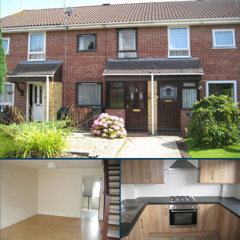 2 bedroom terraced house to rent - Goldcroft, Yeovil BA21