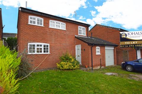 3 bedroom detached house to rent - Heythrop Close, Oadby, Leicestershire, LE2