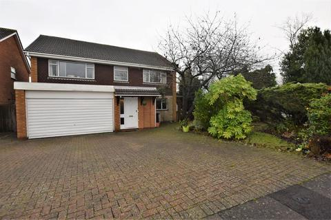 4 bedroom detached house for sale - High Trees Road, Knowle, Solihull, B93 9PR