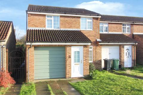 3 bedroom link detached house for sale - Nutley Close, Ashford, TN24 8YA