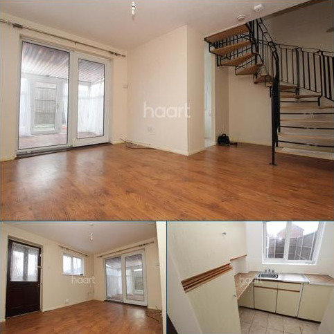 1 bedroom terraced house to rent - Beaumont Lodge Road