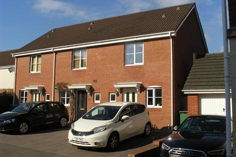 2 bedroom end of terrace house to rent - Watkins Square, Llanishen