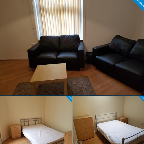 3 bedroom flat to rent - Great Horton Road, Bradford, West Yorkshire BD3