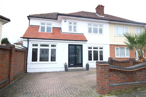 4 bedroom semi-detached house for sale - Dominion Drive, Romford, RM5
