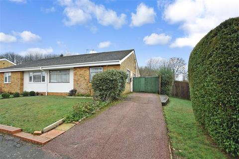 2 bedroom semi-detached bungalow for sale - Woodlands, Coxheath, Maidstone, Kent