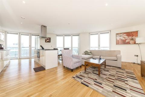 2 bedroom apartment for sale - Trinity Tower, 28 Quadrant Walk, Canary Wharf, London, E14