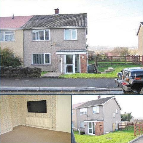 3 bedroom semi-detached house for sale - Heol Camlan, Birchgrove