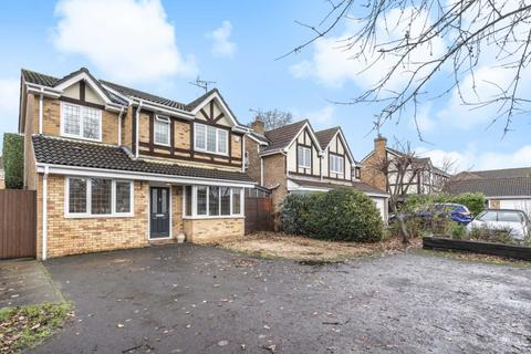 3 bedroom detached house for sale - Kensington Close, Lower Earley