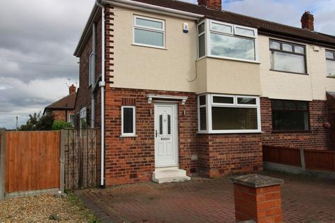 3 bedroom semi-detached house to rent - North Manor Way, Liverpool, L25