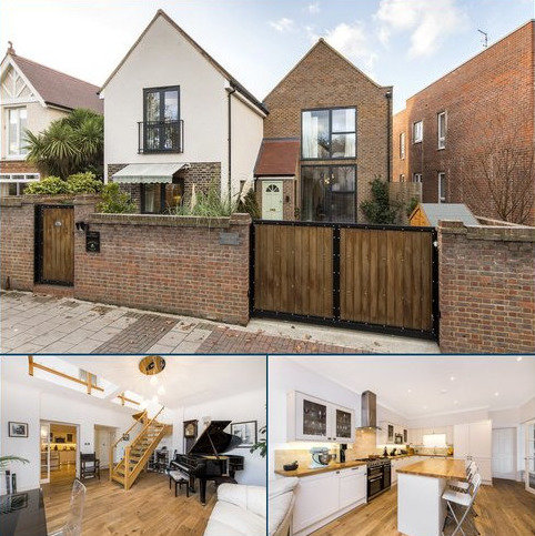 3 bedroom detached house for sale - Sidmouth Road, Brondesbury Park, London, NW2