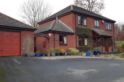 4 bedroom detached house for sale - Dolau, Llandrindod Wells, LD1