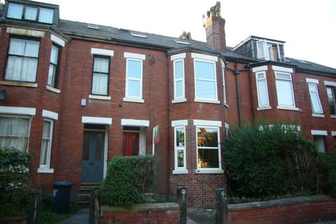 6 bedroom terraced house to rent - Wellington Road, Withington, M20