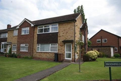 2 bedroom maisonette to rent - Shustoke Road, Solihull, B91