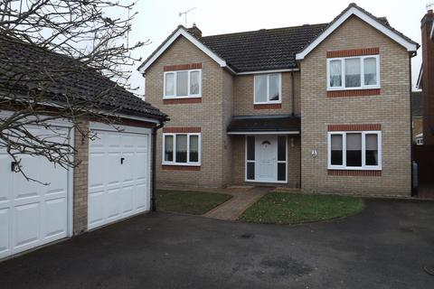 4 bedroom detached house for sale - Partridge Drive, Thetford, IP24 2YR