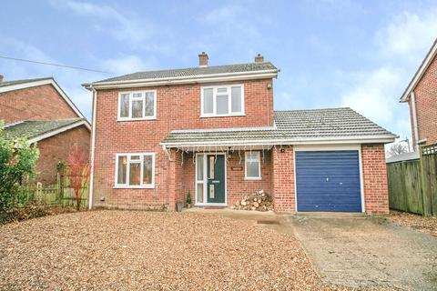3 bedroom detached house for sale - Bunwell Street, Bunwell, Norwich