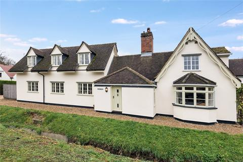4 bedroom detached house for sale - Church Road, Little Thurlow, Suffolk, CB9
