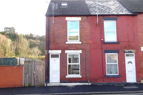 2 bedroom end of terrace house to rent - 27 Rydal Road, Abbeydale, Sheffield S8 0UR