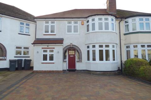 4 bedroom semi-detached house to rent - Stapylton Avenue, Harborne, Birmingham, B17 0BA