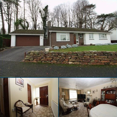 3 bedroom detached bungalow for sale - Chainwalk Drive, Truro