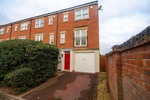 3 bedroom terraced house for sale - St Nicholas Place, Derby