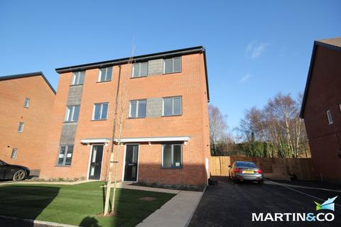 4 bedroom semi-detached house to rent - Argyll Way, Smethwick, B66