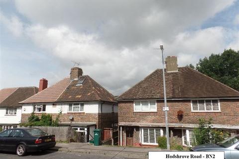 2 bedroom semi-detached house to rent - Hodshrove Road, Brighton.