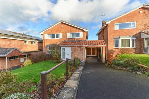 4 bedroom detached house for sale - Badgers Croft, Eccleshall, Stafford