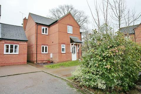 4 bedroom detached house for sale - Watercress Close, Bodicote - Extremely large rear garden