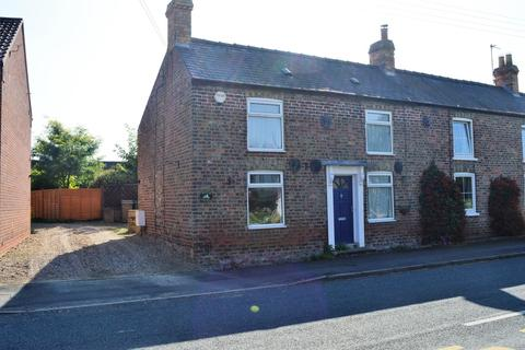 3 bedroom cottage to rent - Main Street, Barmby Moor, York