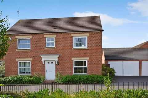 4 bedroom detached house for sale - Niagara Close, Bannerbrook Park, Coventry