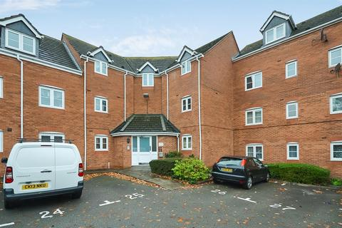 2 bedroom flat for sale - Cavalier Court, Siddeley Avenue, Stoke, Coventry