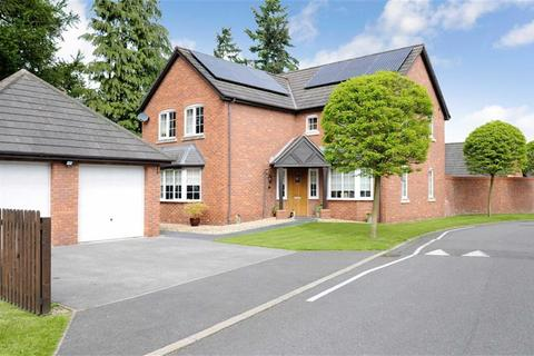 4 bedroom detached house for sale - Telford Rise, Chirk