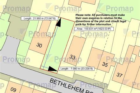 Land for sale - Heol Bethlehem, Swansea, SA10