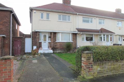 3 bedroom end of terrace house for sale - Dooley Drive, Old Roan, Liverpool
